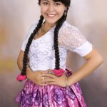 Cholita Boliviana